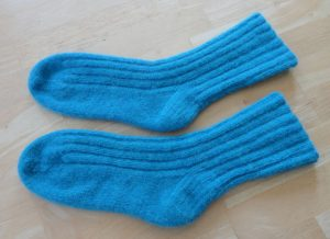 Hunters' Socks - Double Down fingering