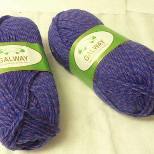 Galway - Blue/Purple