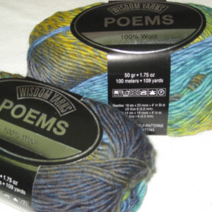 Poems - Wisdom Yarns - Peacock