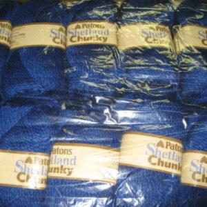 Patons - Shetland Chunky - Crisp Blue