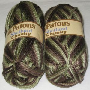 Patons - Shetland Chunky - Everglades