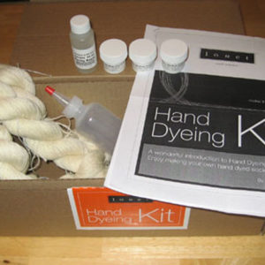 Louet - Hand Dyeing Kit