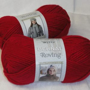 Bernat - Roving - Cherry