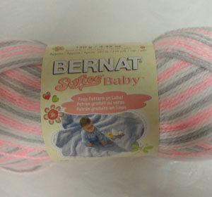 Bernat - Softee Baby - Pink Flannel