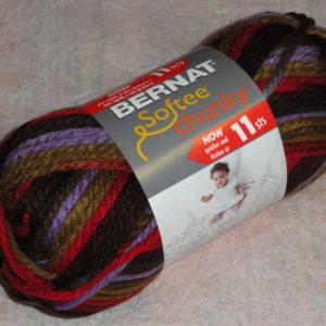 Bernat - Softee Chunky - Mulberry Purple