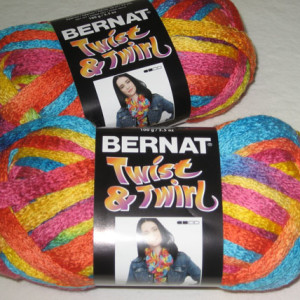 Bernat - Twist & Twirl - Circus