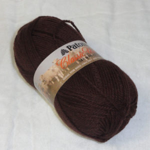 Patons - Classic Wool - Chestnut Brown