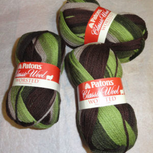 Patons - Classic Wool - Forest