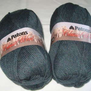 Patons - Classic Wool - Jade Heather