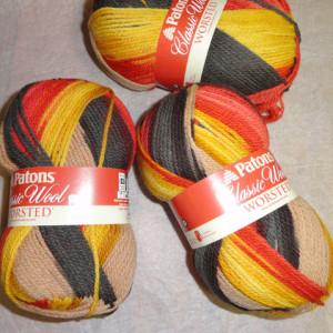 Patons - Classic Wool - Lotus