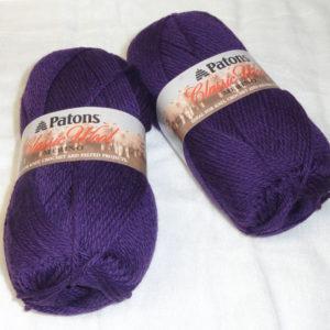 Patons - Classic Wool - Royal Purple