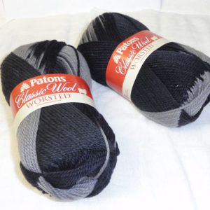 Patons - Classic Wool - Shades of Grey