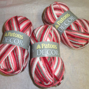 Patons - Decor - For Me Variegated