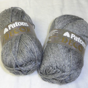 Patons - Decor - Grey Heather