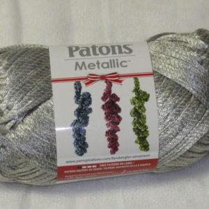 Patons - Metallic - Platinum