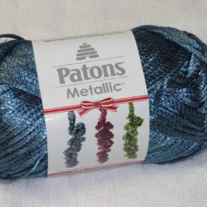 Patons - Metallic - Teal
