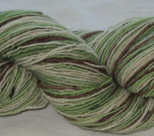 Single Ply - Self-striping - Kiwi