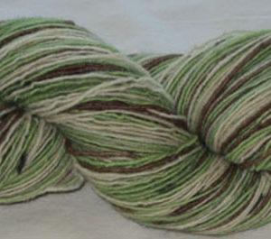 Single Ply - Self-striping - Kiwi