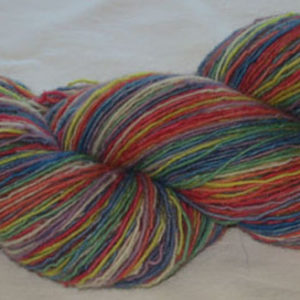 Single Ply - Self-striping - Rainbow Country