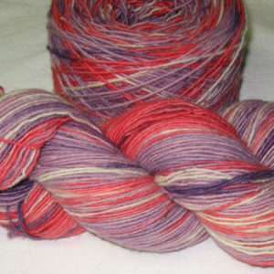 Single Ply - Variegated - Red Hat