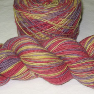 Single Ply - Variegated - Spring Dawn