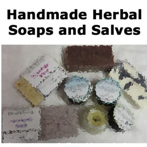 Herbal Soaps and Salves