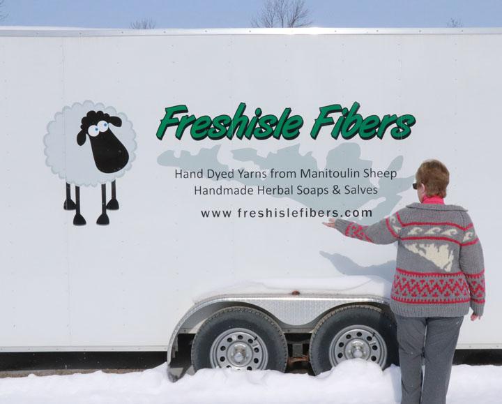 Freshisle Fibers 100 Suffolk Wool Yarn From The Sheep